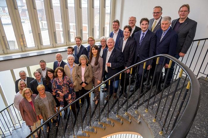 Die CDU-Regionsfraktion 2016-2019